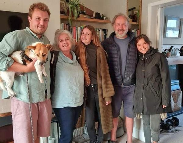 georgia and family