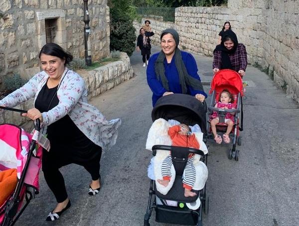 fams in jerusalem