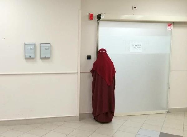 ayan mother at door
