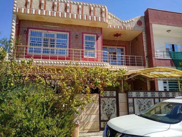 kurdistan house