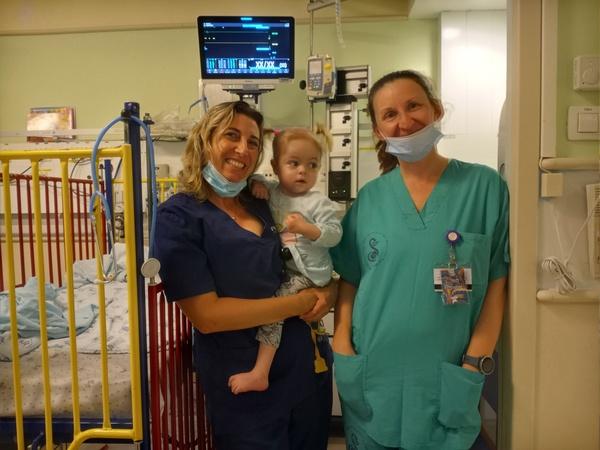 meera and nurses